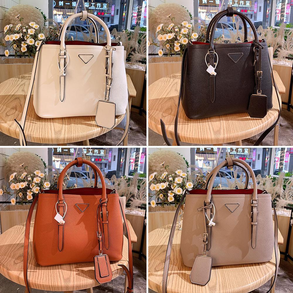 Luxurys Designers Bag Genuine Leather Women handbag Fashion female Crossbody Handbags Tote Lady Shoulder Vintage bags Wallet