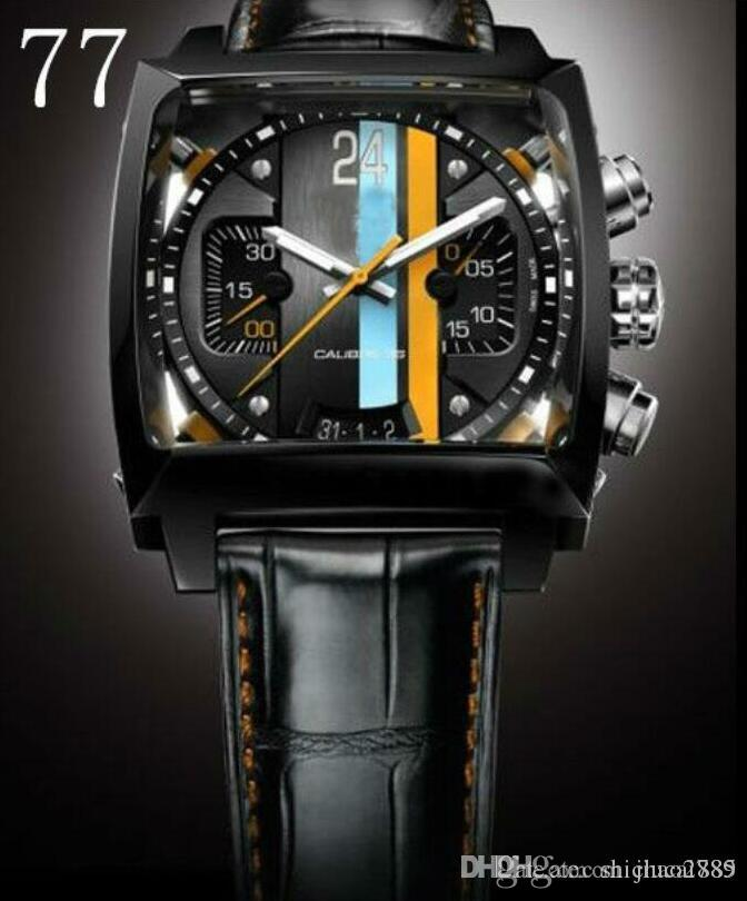 "#jd8 Mens Automatic movement TAG"" heuer Watch men Mechanical Watches Fashion Sports designer Wristwatches wristwatch #1"