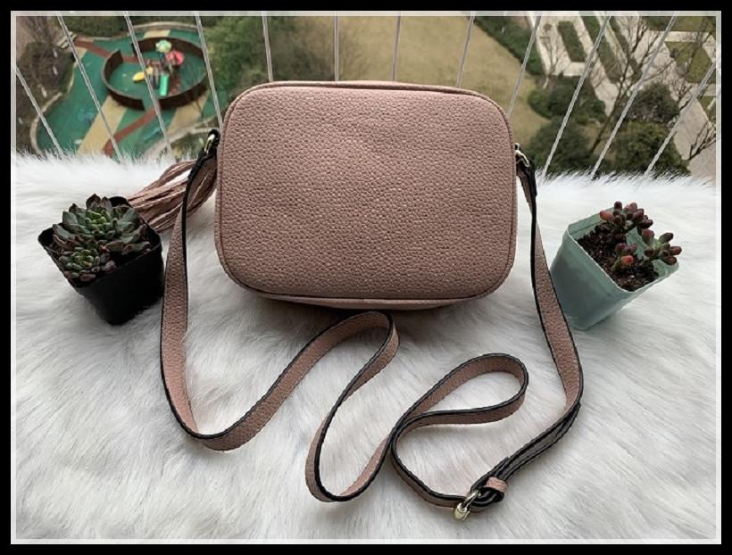 luxurys designers Tassel Handbags bag Women Leather Soho Bag Disco Shoulder Bag Fringed Messenger Purse Designer Crossbody Bags Wallet