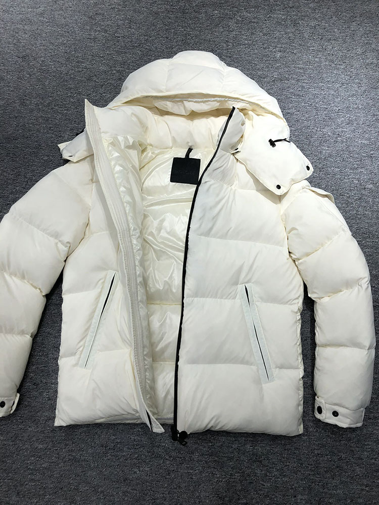 White simple men's short down jacket super handsome fashion thick warmth trembling net red hood,xqnm724 12