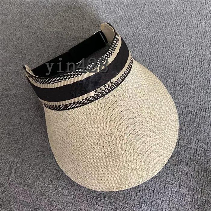 Fashion Designer brand women beanie bucket sun hats outdoor Visors Snapback Skull Caps Stingy Brim For Gift hot sell