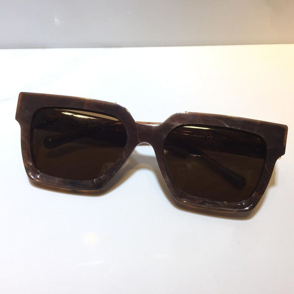 MILLIONAIRE Sunglasses for men and women square full frame Vintage 1165 1.1 unisex Shiny Gold good sell plated Top quality 96006