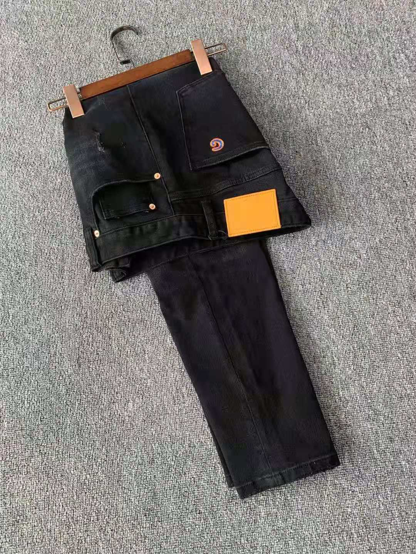 2021 paris ITLAY SKINNY jeans Casual Street Fashion Pockets Warm Men Women Couple Outwear free ship zdlg0729.