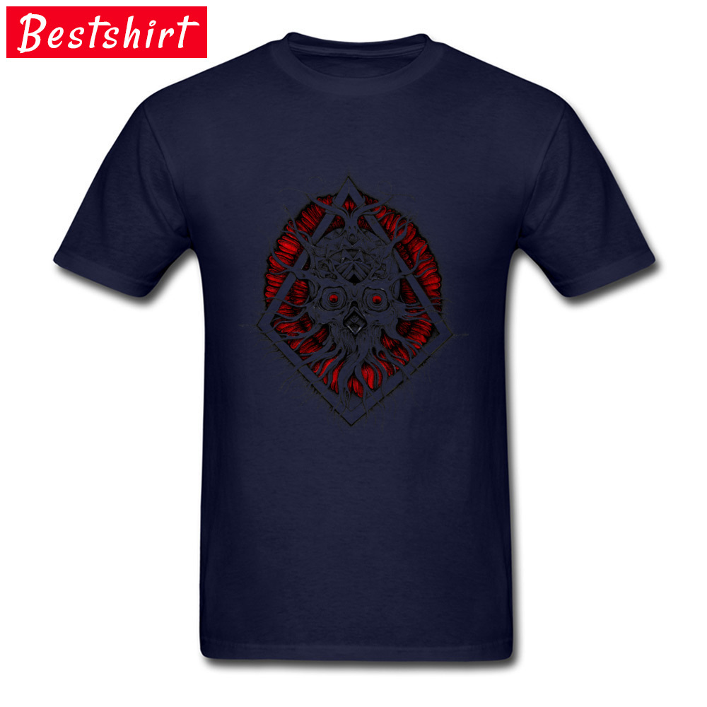 comfortable Sinnerman Mens T-Shirt Discount VALENTINE DAY Short Sleeve Round Neck 100% Cotton Tops & Tees 3D Printed Tee Shirts Sinnerman navy