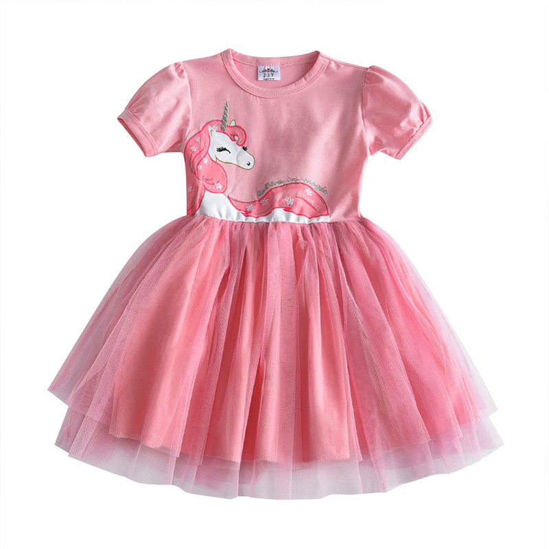 Dxton Girls Summer Dress Butterfly Princess Clothes For Party Bow Tutu Kids Dresses Cartoon Children Costumes Sequin Girls Dress (76)