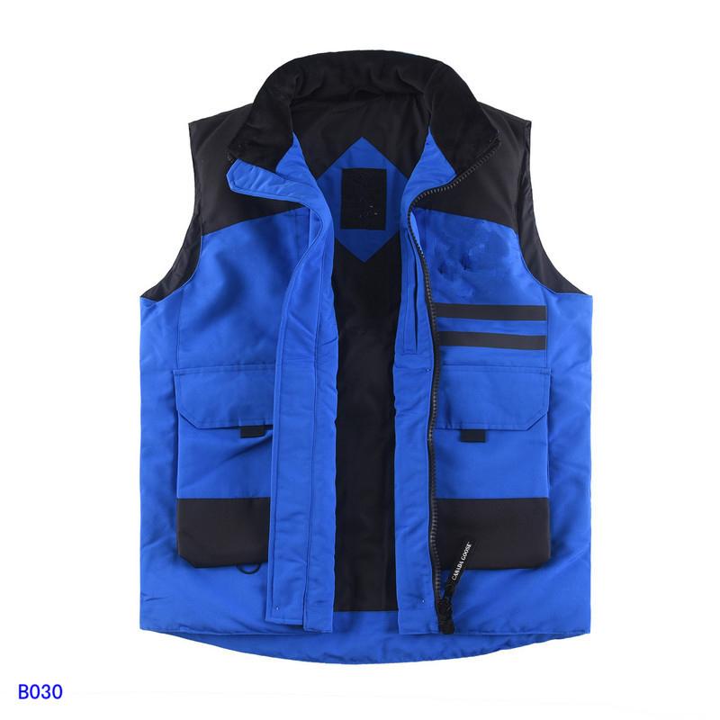 2021High quality brand Canadian brand winter jacket men's freestyle vest goose down vest down vest down jacket