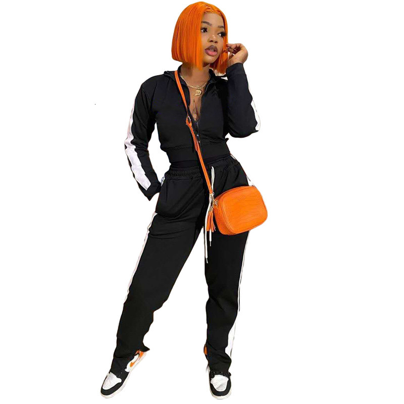 Womens designer outfits two piece set brand tracksuit sportswear pullover + legging tops + pants sweatshirt tights sport suit klw4807