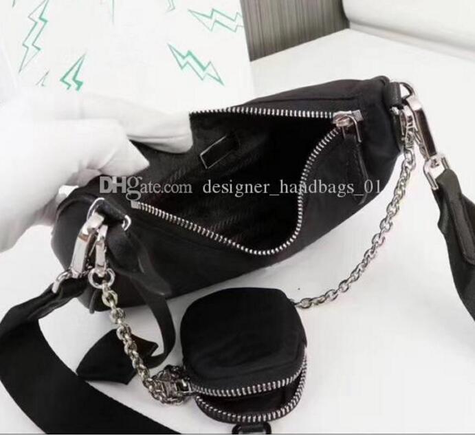 set fashionRe-Edition 2005 Nylon woman s s bags lady Womens crossbody tote Hobo Shoulder Purses purses Bags Handbag