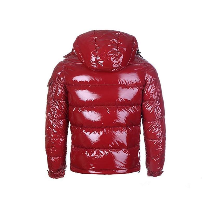 2021 Mens Winter Down Jacket Puffer Jacket Hooded Thick Coat Jacket Men High Quality Down Jackets Men Women Couples Parka Winter Coat