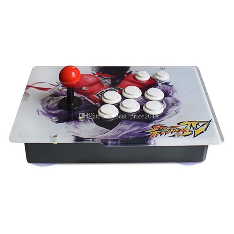 Pandora 5s 1299 1388 in 1 arcade control kit joystick usb buttons zero delay 2 players VGA arcade console controller TV pc