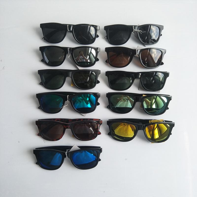 Brand Polarized Sunglasses For Men And Women Summer Classic Sport Driving Eyeglasses Reflective Coating Eyewear