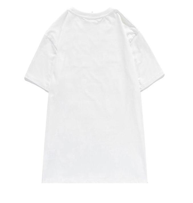 Men designer women T-shirt Fashion trend men's casual street ladies breathable T-shirt Luxury wholesale high-quality 100% cotton Size S~2XL