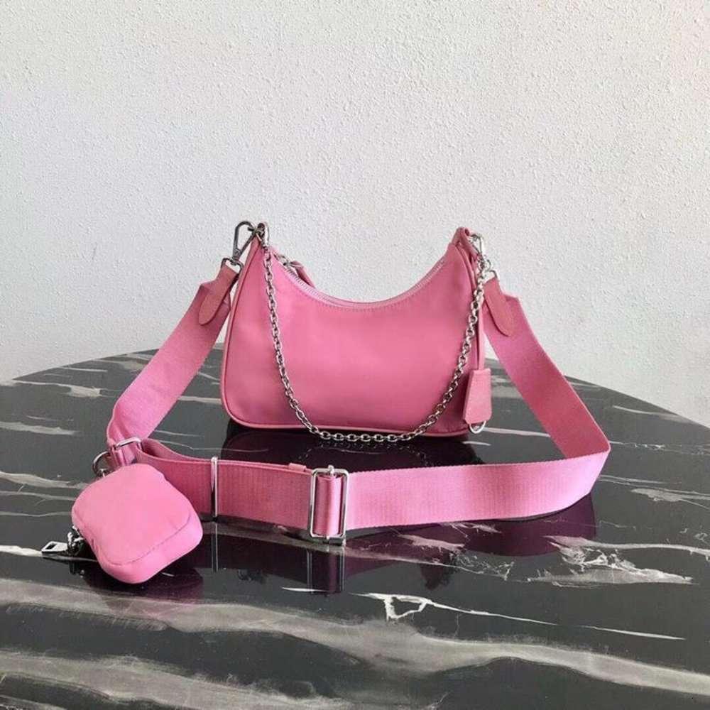 Wholesale canvas hobo for women shoulder bag for women Chest pack lady Tote chains handbags presbyopic purse messenger bag handbags canvas