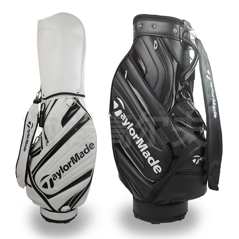 Golf professional men's and women's waterproof Pu wear-resistant sunscreen standard ball convenient club bag