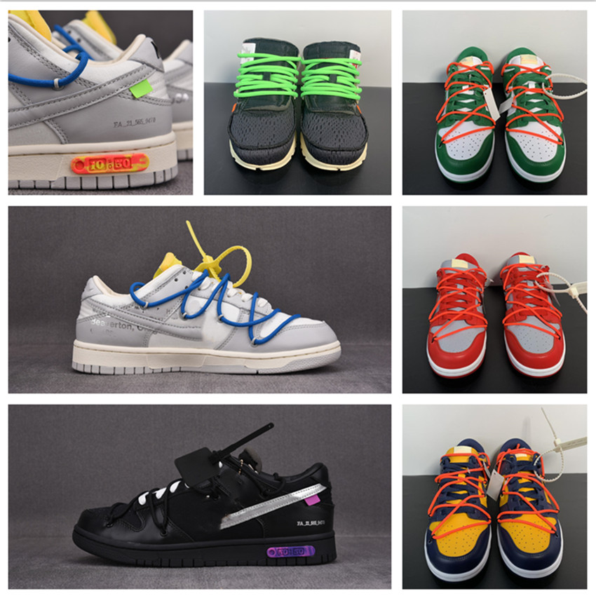 2021 elephant chunky dunky dunk men women Low shoes top quality mens trainers sports sneakers Full size 4-13 With Box