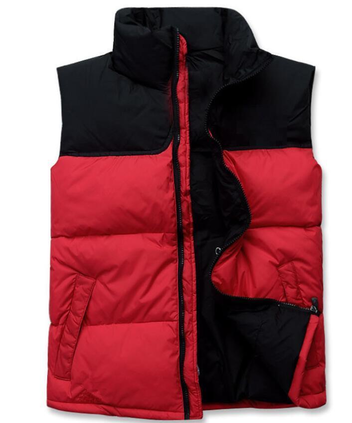 2020 Winter Men Top Quality Down Hoodies Jackets Camping Windproof Ski Warm Down Coat Outdoor Casual Hooded Sportswear vest