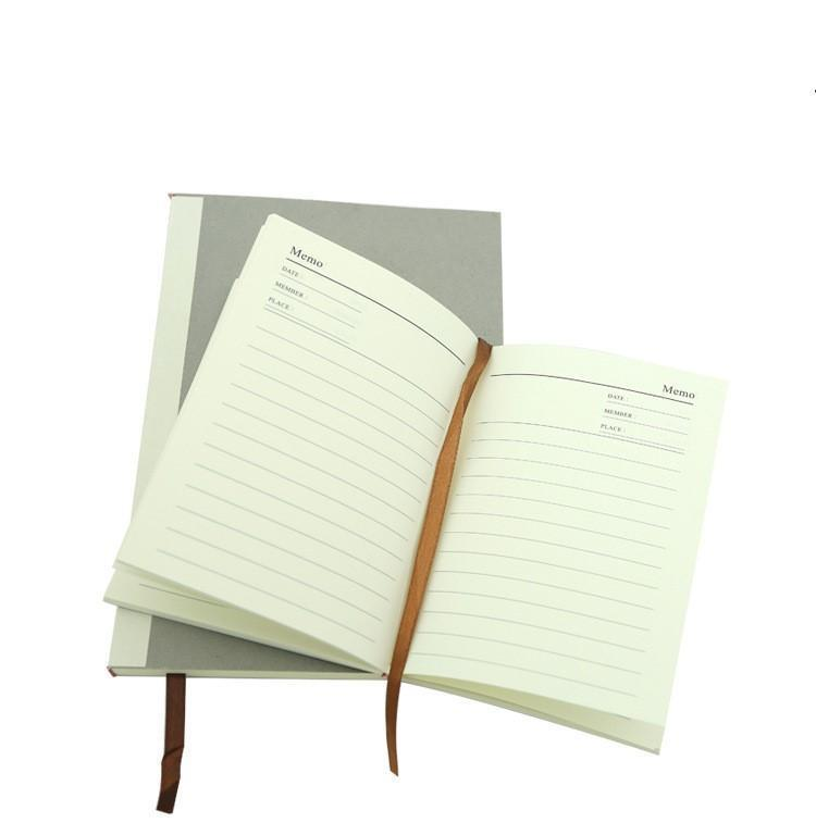 Sublimation Notepads Blank Faux Leather Cover Notebook with Inside Page A5 A6 Daily Schedule Memo Sketchbook Home School Office Supplies Gifts