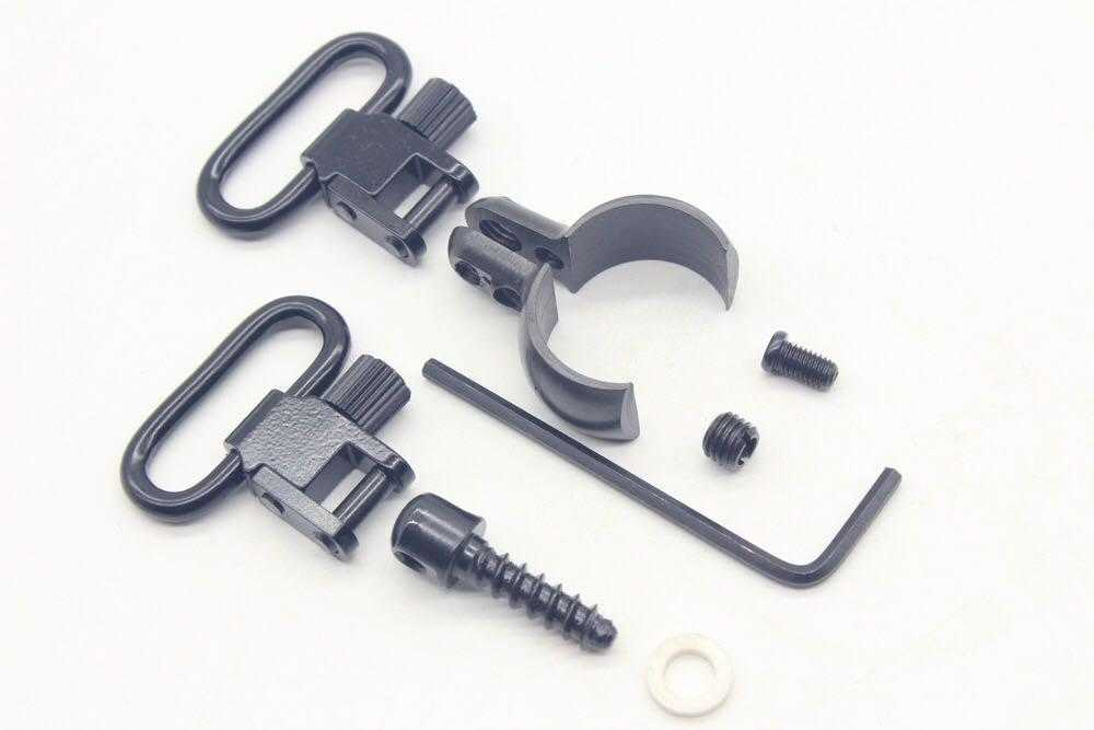 Metal strap ring Tactical strap buckle 30-30 Lever Sling Mount S-3912