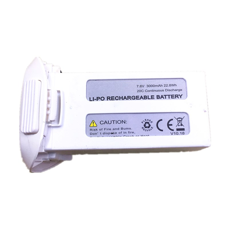 X6-GPS-Brushless-WIFI-FPV-RC-Drone-Spare-Part-7-6V-3000mAh-battery-For-X6-1080P