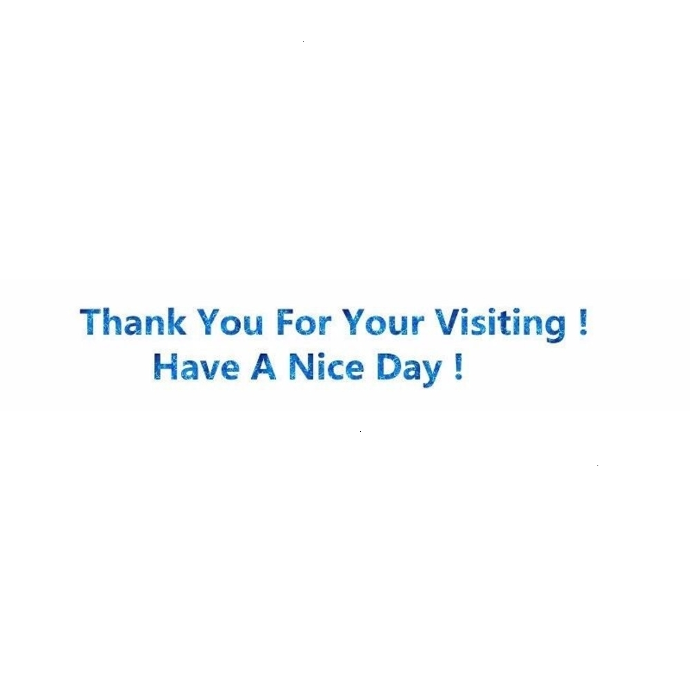 thank you for your visiting