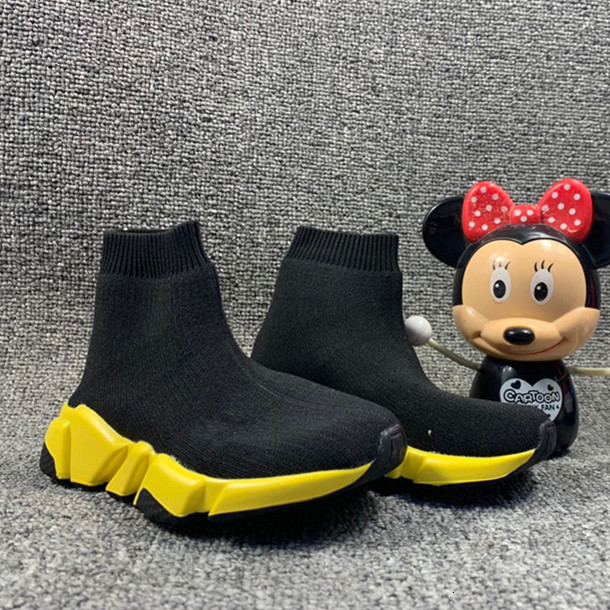 Kids Speed Runner Sock Shoes for Boys Socks Shoes Boots Child Trainers Teenage Light and comfortable Sneakers Chaussures