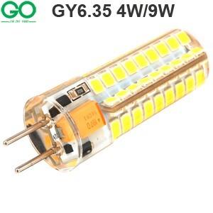 GY6.35 4W 9W