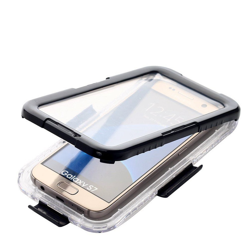 samsung case pc waterproof cover capa