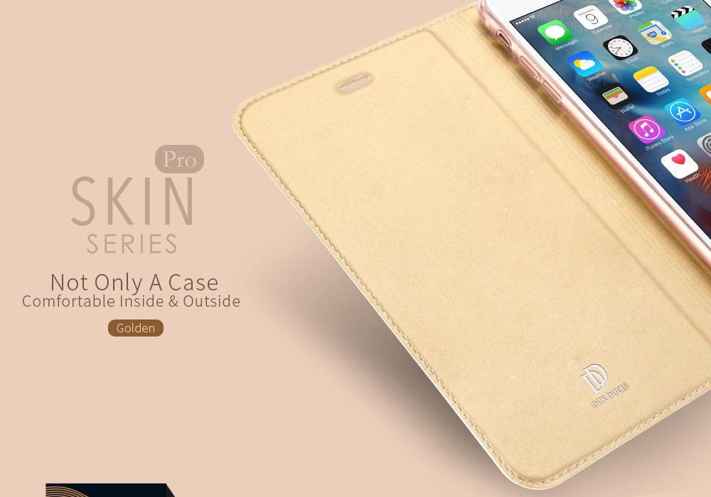 DD Luxury Flip Leather Case for iPhone 5 5s (5)
