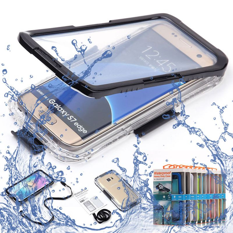 waterproof case for samsung s7 edge