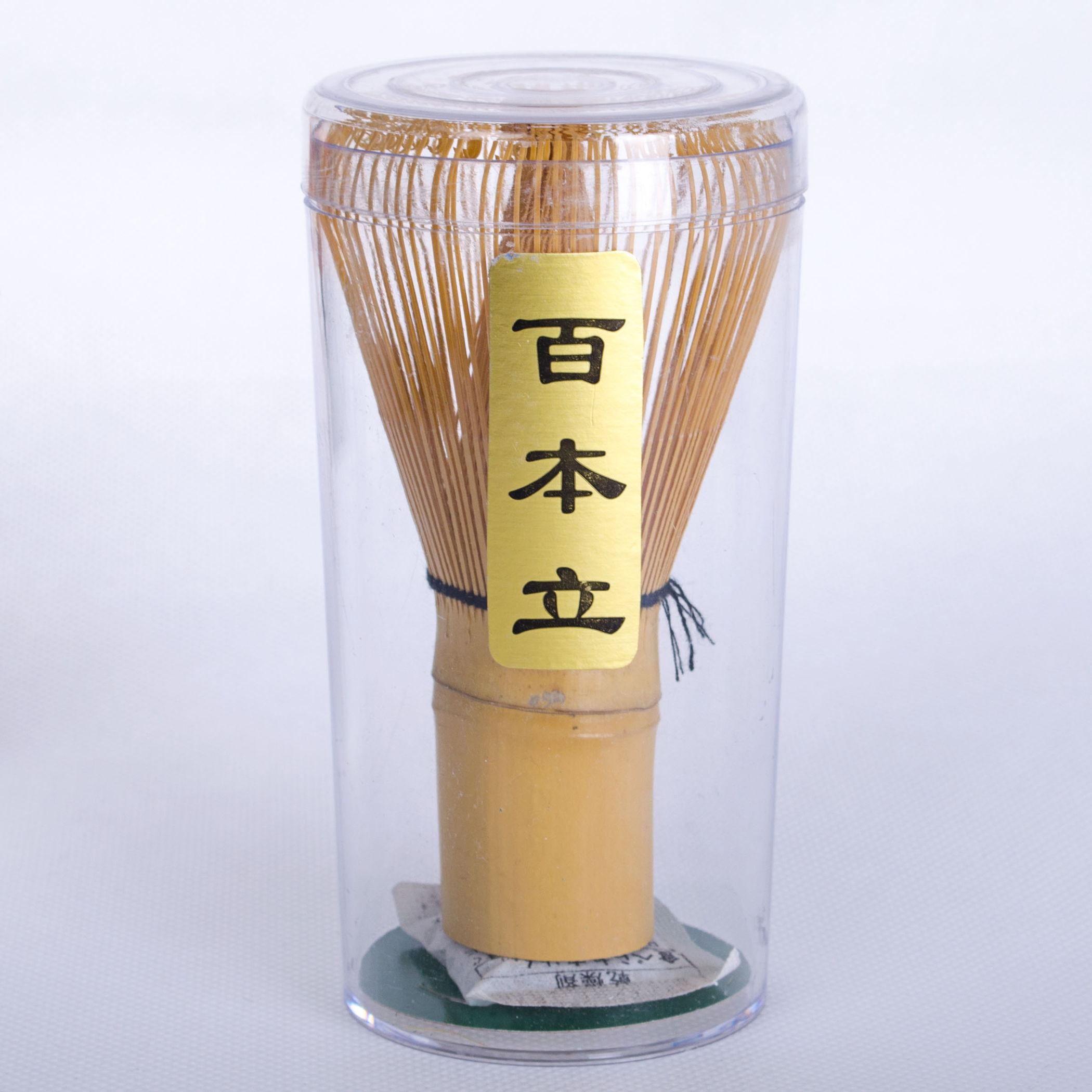 nouvelle cuisine broyeur le bambou brosse poudre de fouet le thé vert matcha