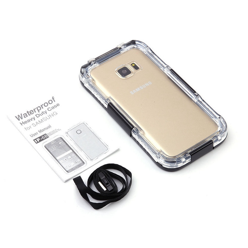 samsung galaxy s7 edge pc waterproof case
