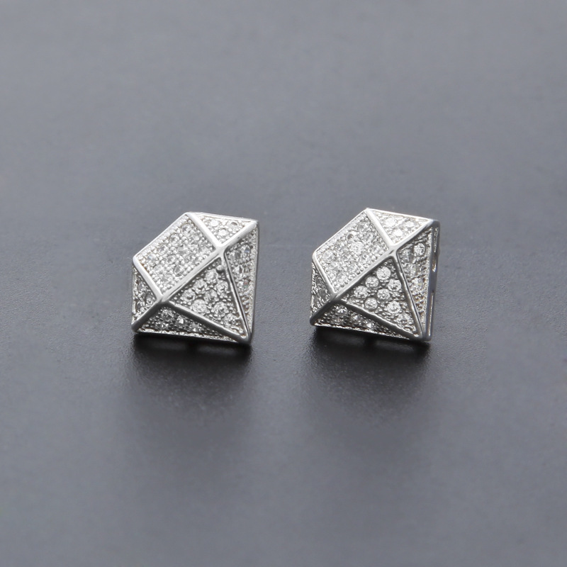 Discount Cool Studs Earrings Men 2021 On Sale At Dhgate Com