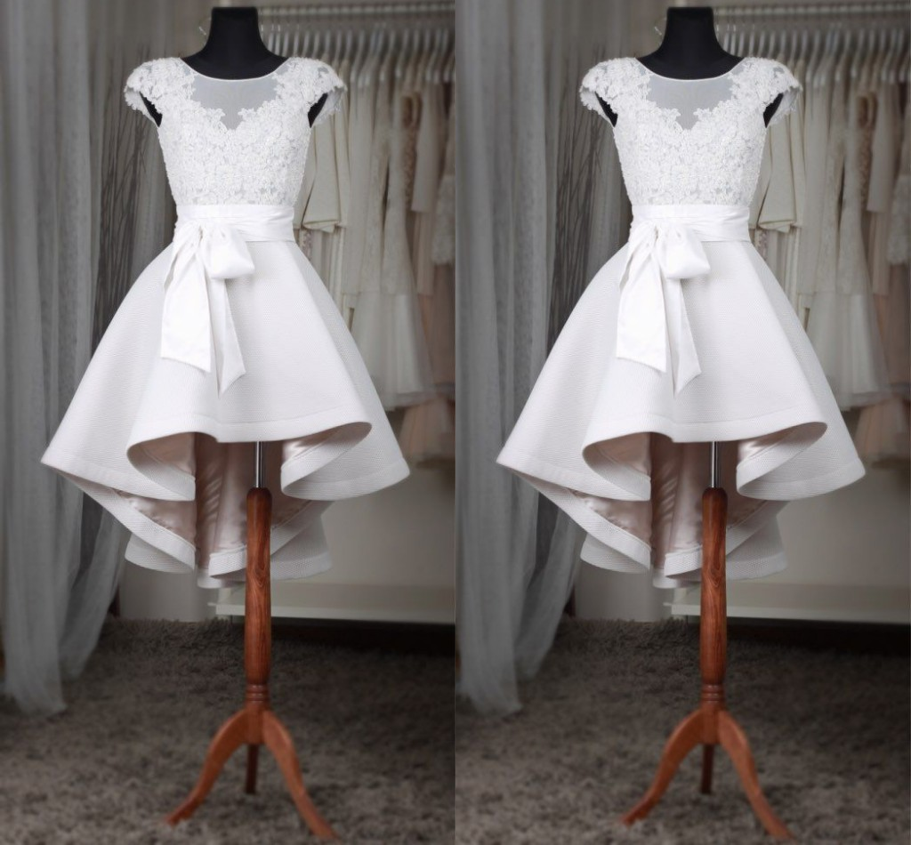 cape sleeve weiß kleid order 32911 22413