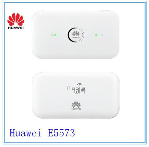 Unlocked Huawei E5573 E5573s 606 CAT4 150M 4G LTE FDD 700 1800 2100 2600MHz TDD 2300MHz 3G WiFi Router Wireless Mobile Wi Fi