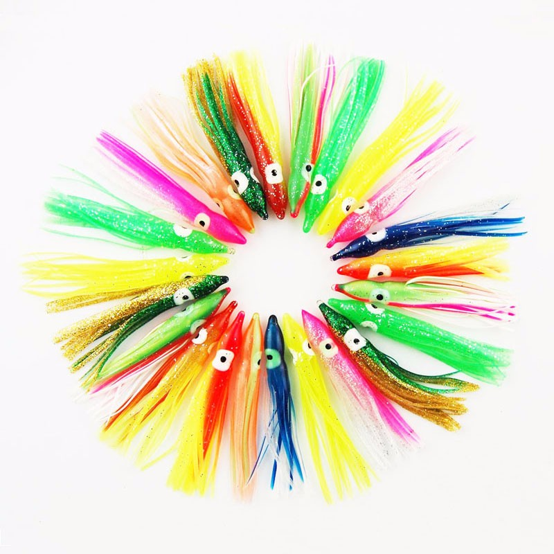 octopus skirts lure