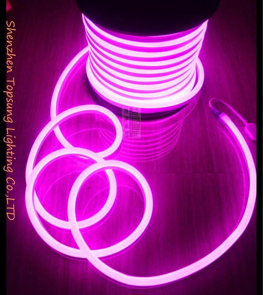 Meglio Neon O Led vendita all'ingrosso di sconti corda al neon arancione in