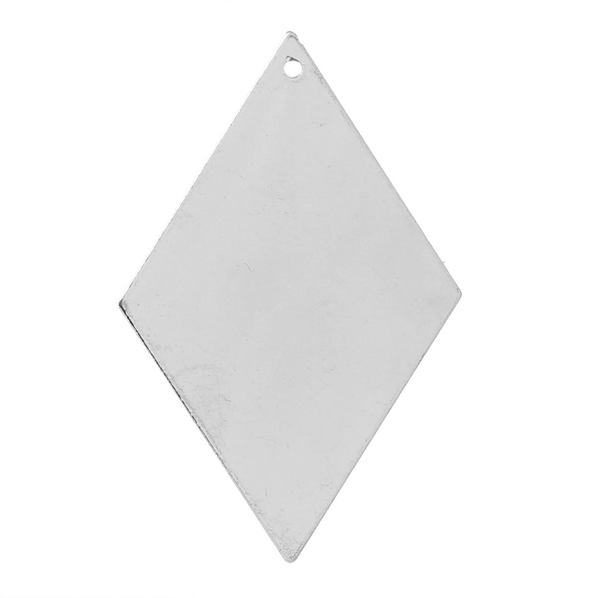 5 X Espacios en Blanco Llavero Tono Oro Cadena Dominante hallazgos