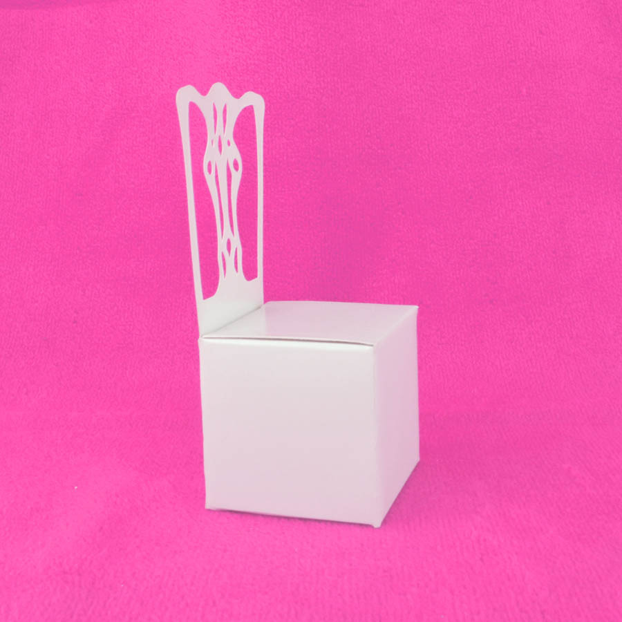 European Innovation Wedding Reply Chair And Joyful White Candy Box ...