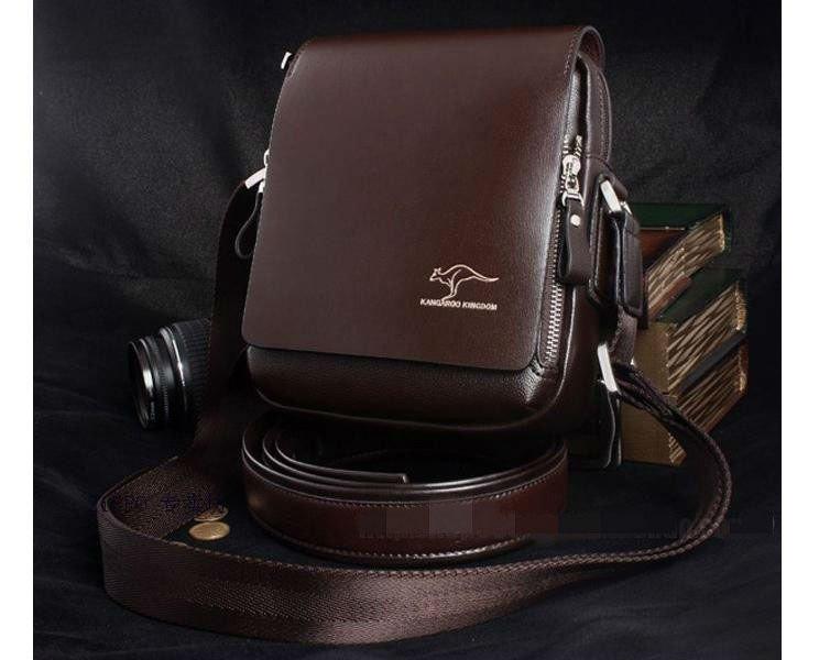New Collection 2016 Fashion Brand Leather Men Shoulder Bag, High ...