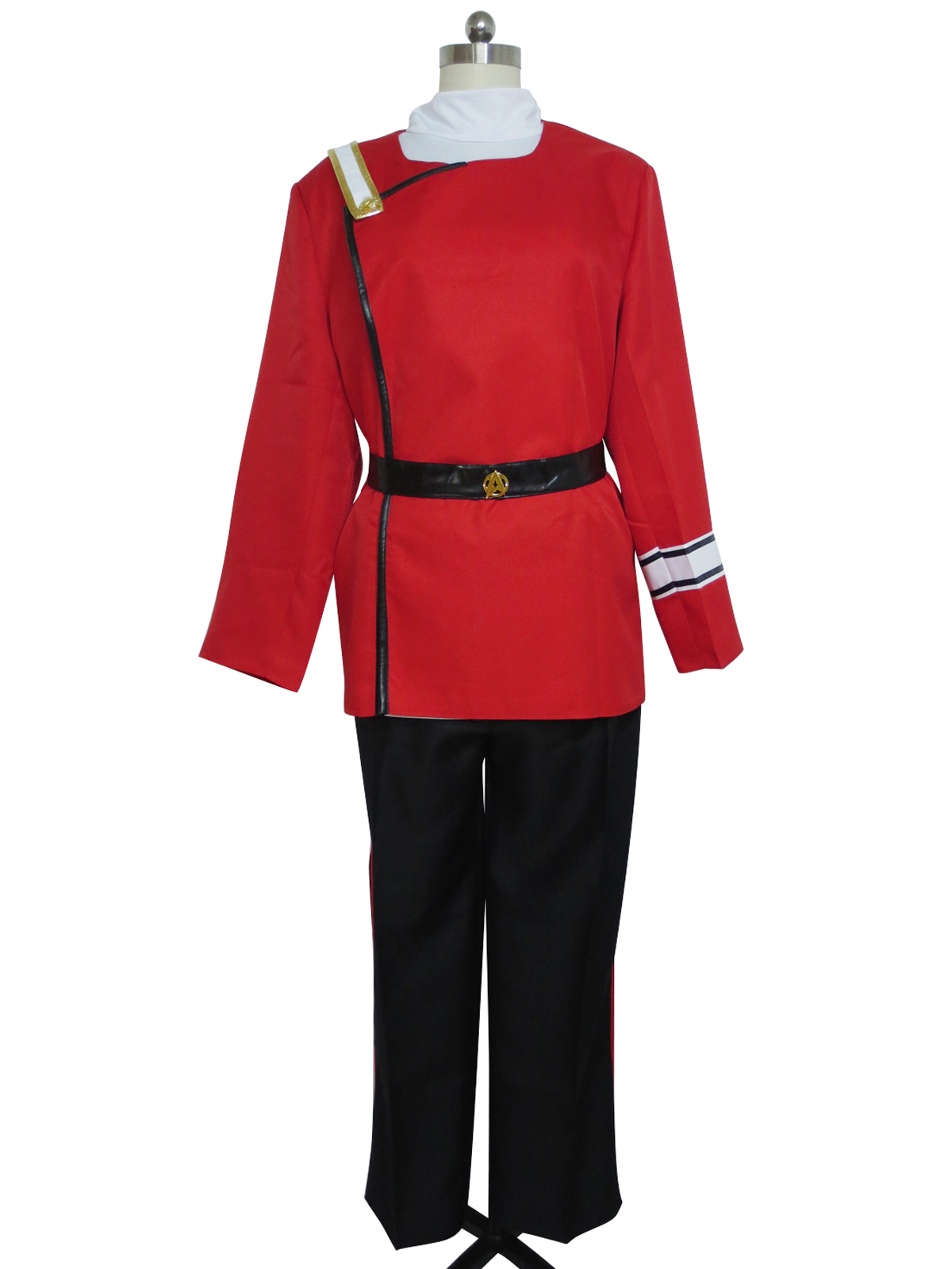 Star Trek Enterprise Starfleet Archer Duty Uniform Cosplay Costume custom made
