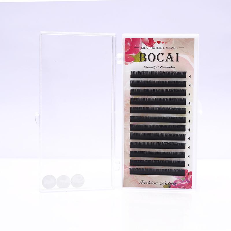 Choose Thickness Premium C L Curl Mixed Tray 11mm Eyelash Extensions - Semi-Permanent Individual Eyelashes Professional Salon Use