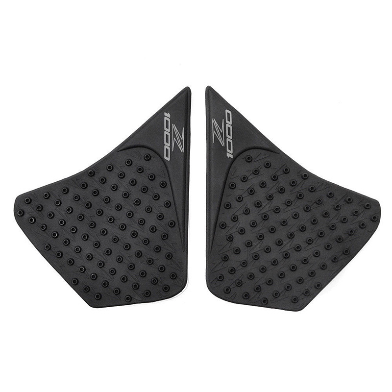 Arashi Anti slip Gas Tank Pad Protector Stickers Knee Grip Traction Side Pads for KAWASAKI Ninja ZX14R 2006-2015 Motorcycle Accessories ZX-14R ZX 14R Black 2007 2008 2009 2010 2011 2012 2013 2014