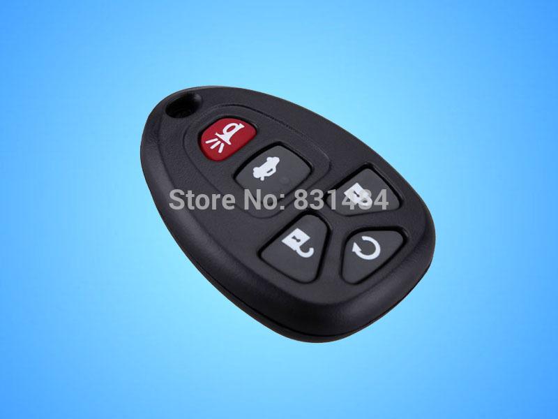 10PCS Keyless 3 Buttons Entry Remote Key Fob for Chevrolet GMC KOBLEAR1XT