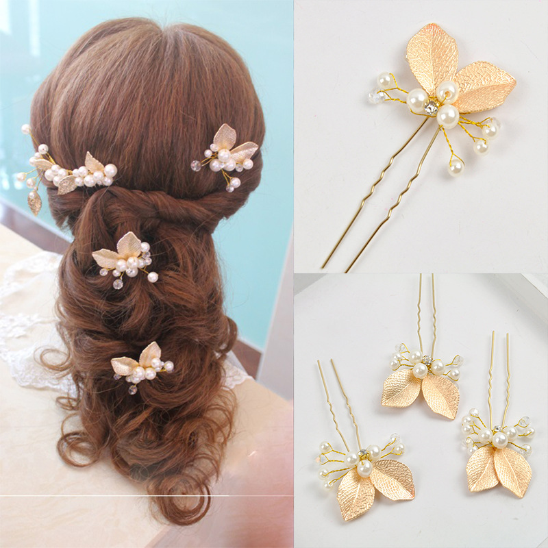 Zubehör für Haare Flowers Barrettes Haarnadeln Side Clips Sterne Haarspangen