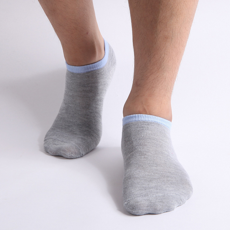 Men's Slippers Socks Sox Cotton Blend Soft Casual Invisible Socks Mens Summer Socks Underwears for Male