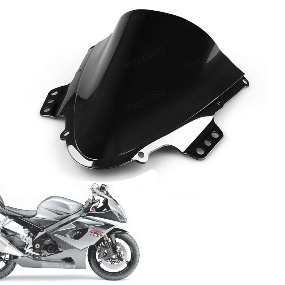 Motorcycle Windshield Windscreen For Suzuki GSXR1000 2005-2006 Chrome
