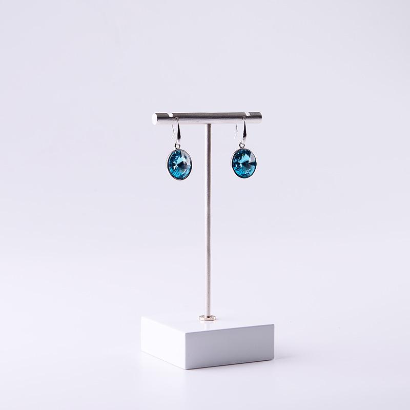 Alec Leaf Feminine Fashion Earrings Gift Aurora Classic Irregular Accessories