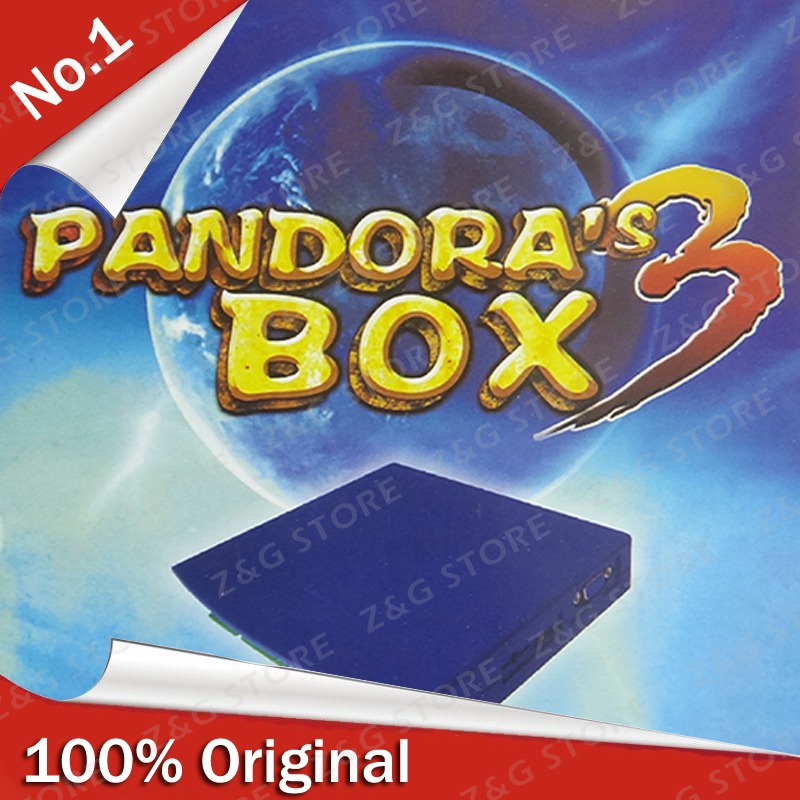 Wholesale-Free shipping Factory price 520in1 Pandora's jamma