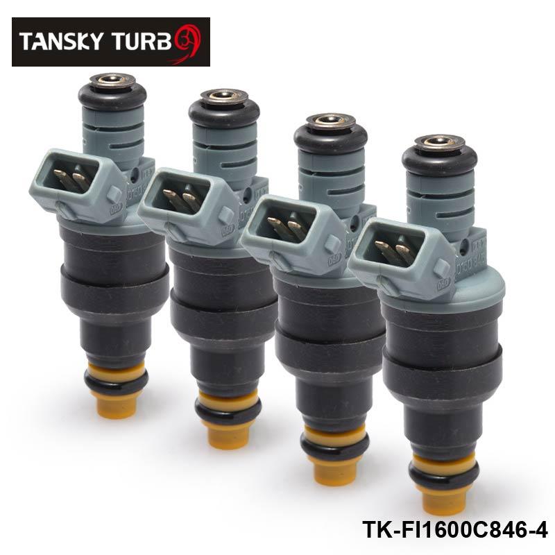 Upgraded OEM Set Of 4 Fuel Injectors for Toyota Corolla Matrix Vibe FWD 1.8L