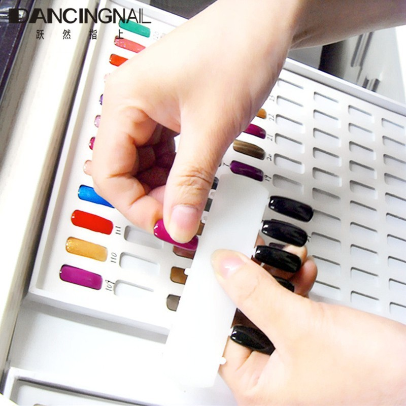 216 Or High End Nail Art Salon Display Cards Paint Pro Fingernail
